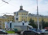 Novossibirsk, rue Frunze.