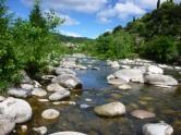 Rivière en Ardèche