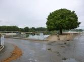 au loin, la Loire